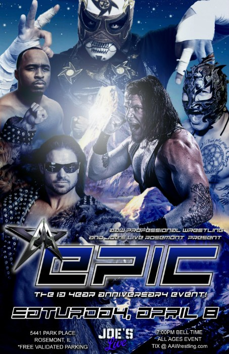 Post image of AAW Epic: The 13-Year Anniversary