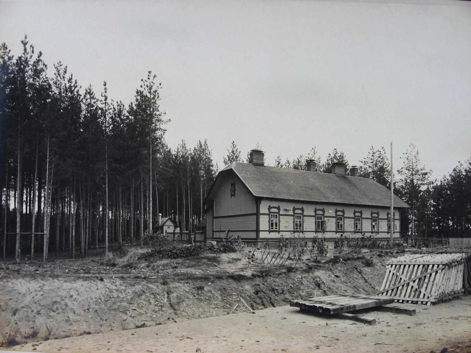 05. Типовой станционный жилой дом на Люберецко-Арзамасской  линии