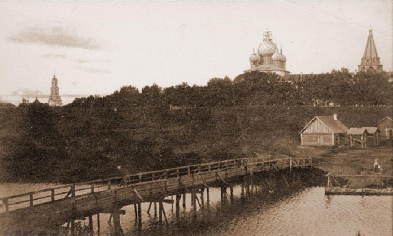 Мост через Каменку