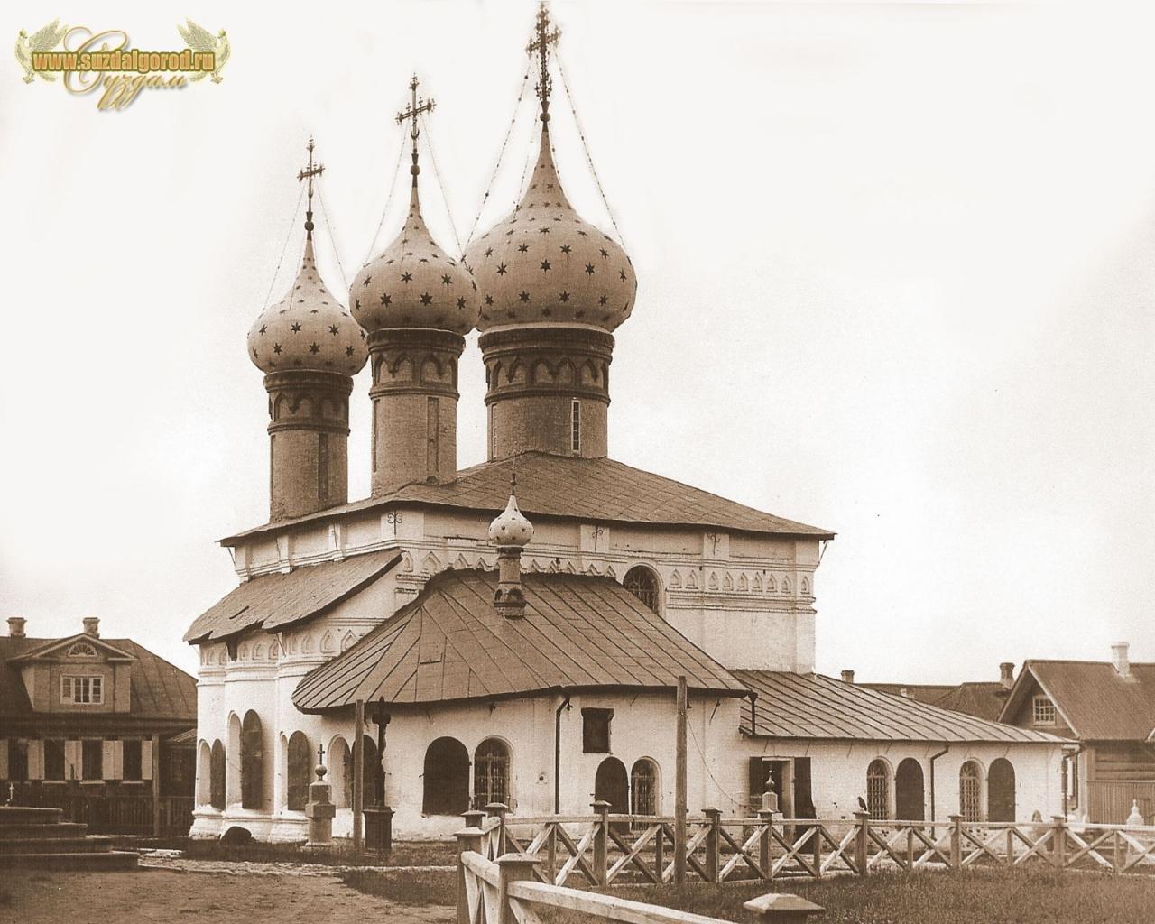 Ризоположенский собор