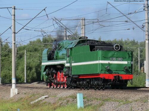 паровоз П36-0110 _640