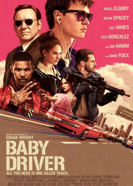 Малыш на драйве / Baby Driver (2017/TS/PROPER)