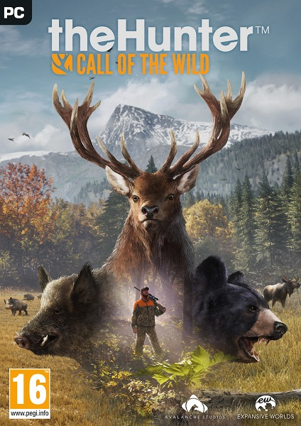 theHunter: Call of the Wild™ (2017/RUS/ENG/MULTi8/RePack by xatab)