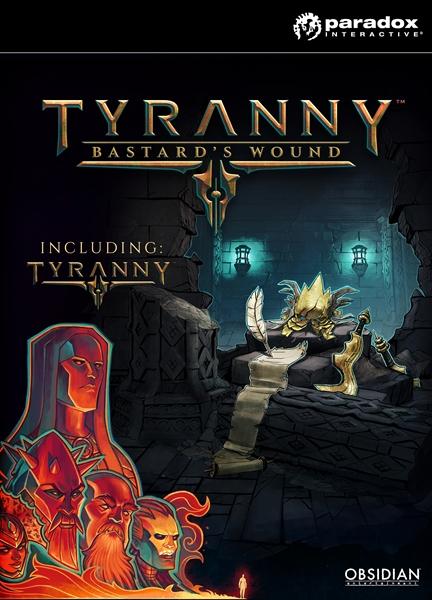 Tyranny (2016/RUS/ENG/MULTi6/Full/RePack)