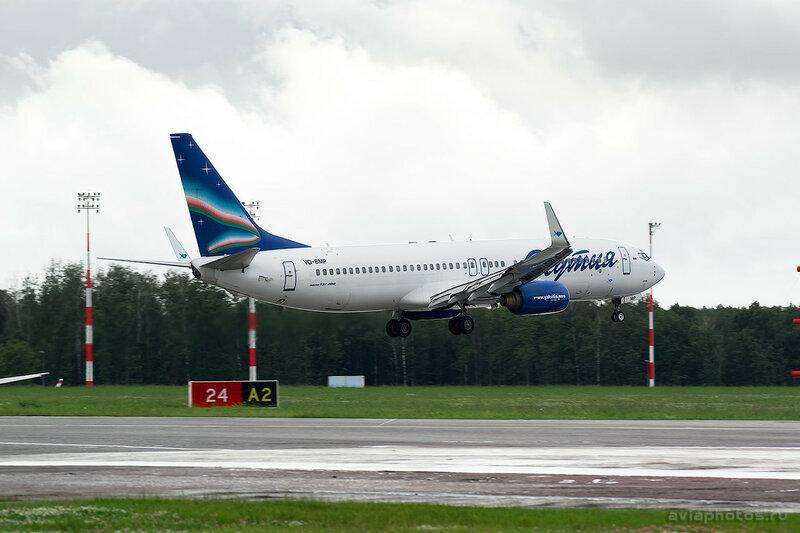 Boeing 737-86N (VQ-BMP) Якутия 016_D801613