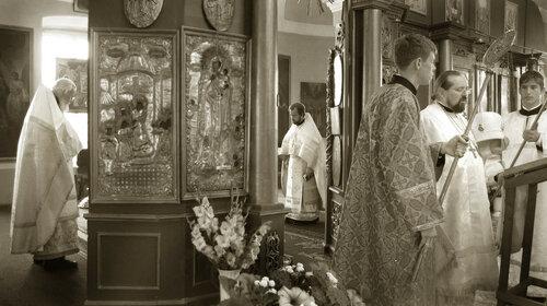 Праздник Преображения Господня. Спасо-Преображенский храм г.Солигалич.