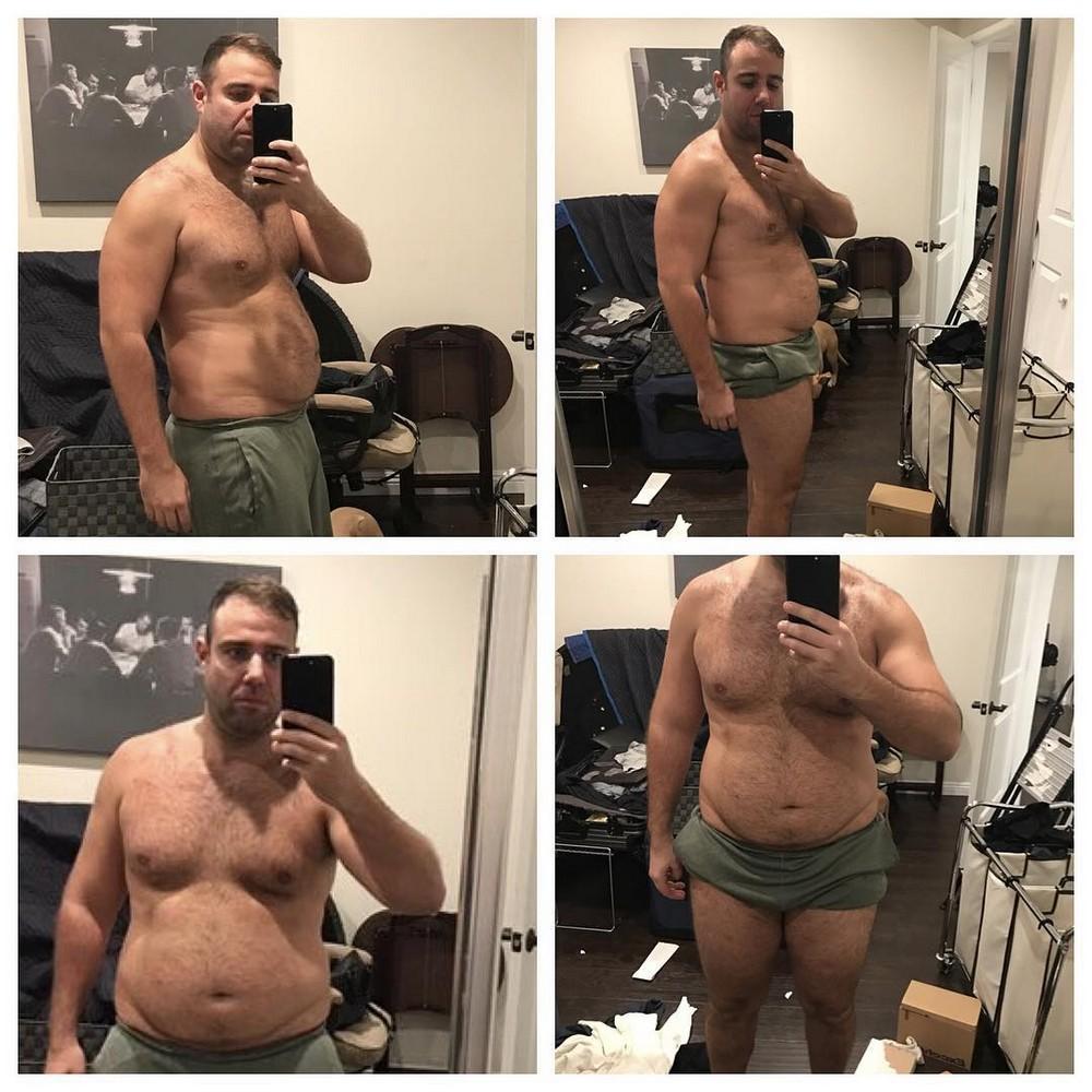 Как один американец поспорил на миллион долларов что похудеет