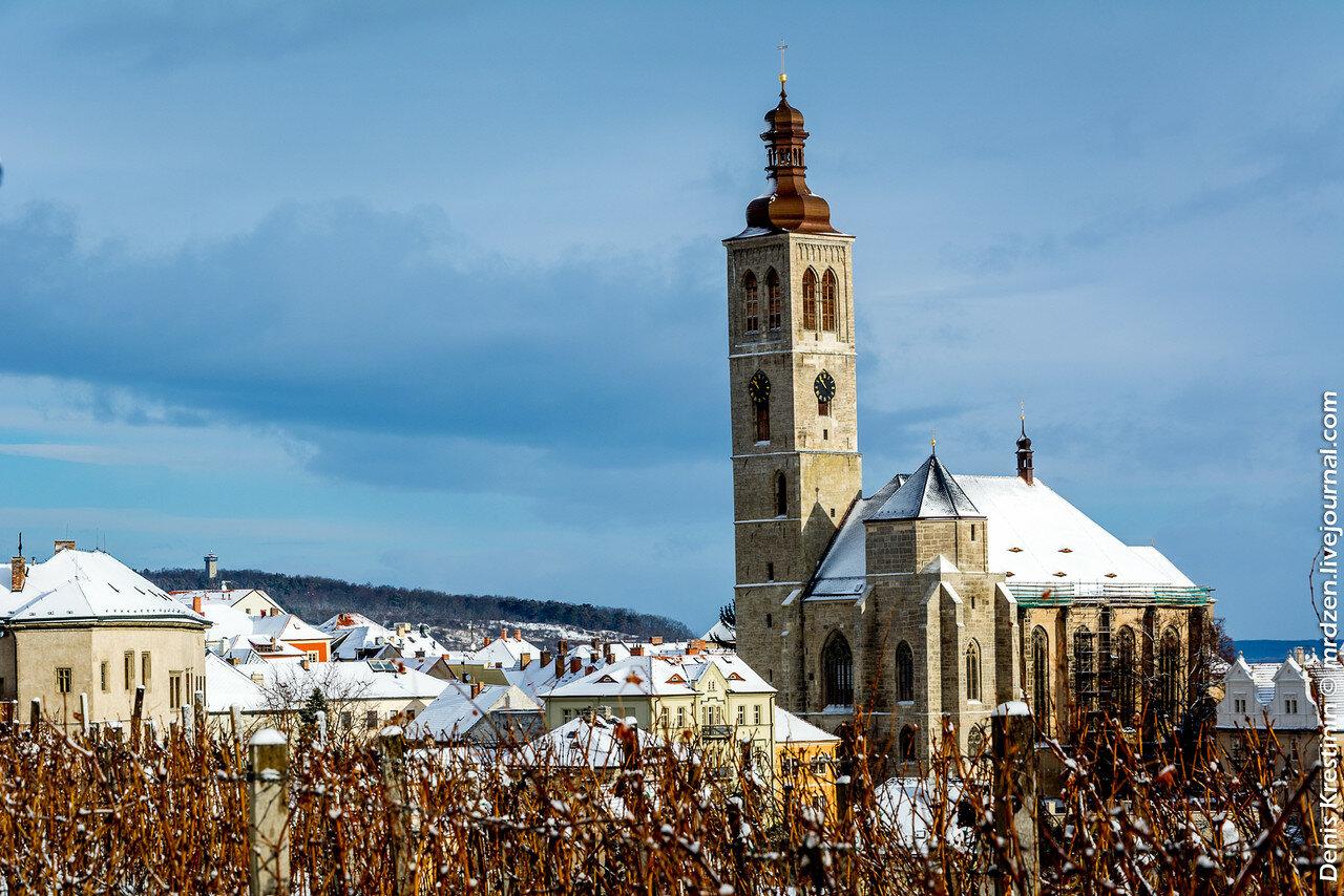 Кутна-Гора. Собор Святого Якуба.