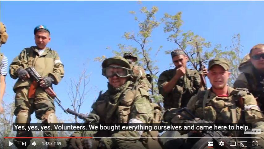 Наемники РФ без употребления наркотиков отказывались идти в бой с украинскими воинами, - разведка