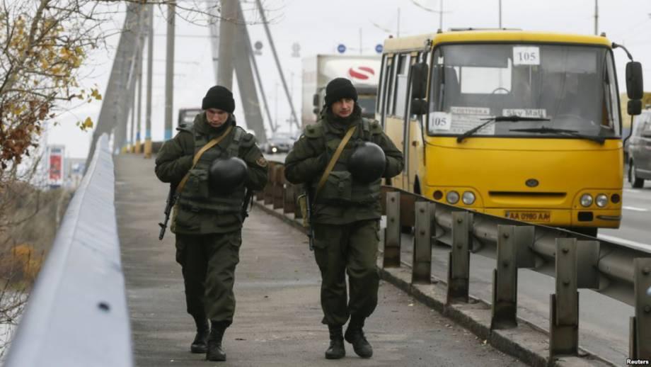 Готовятся всеукраинские протесты против расширения полномочий Нацгвардии – Лебедь