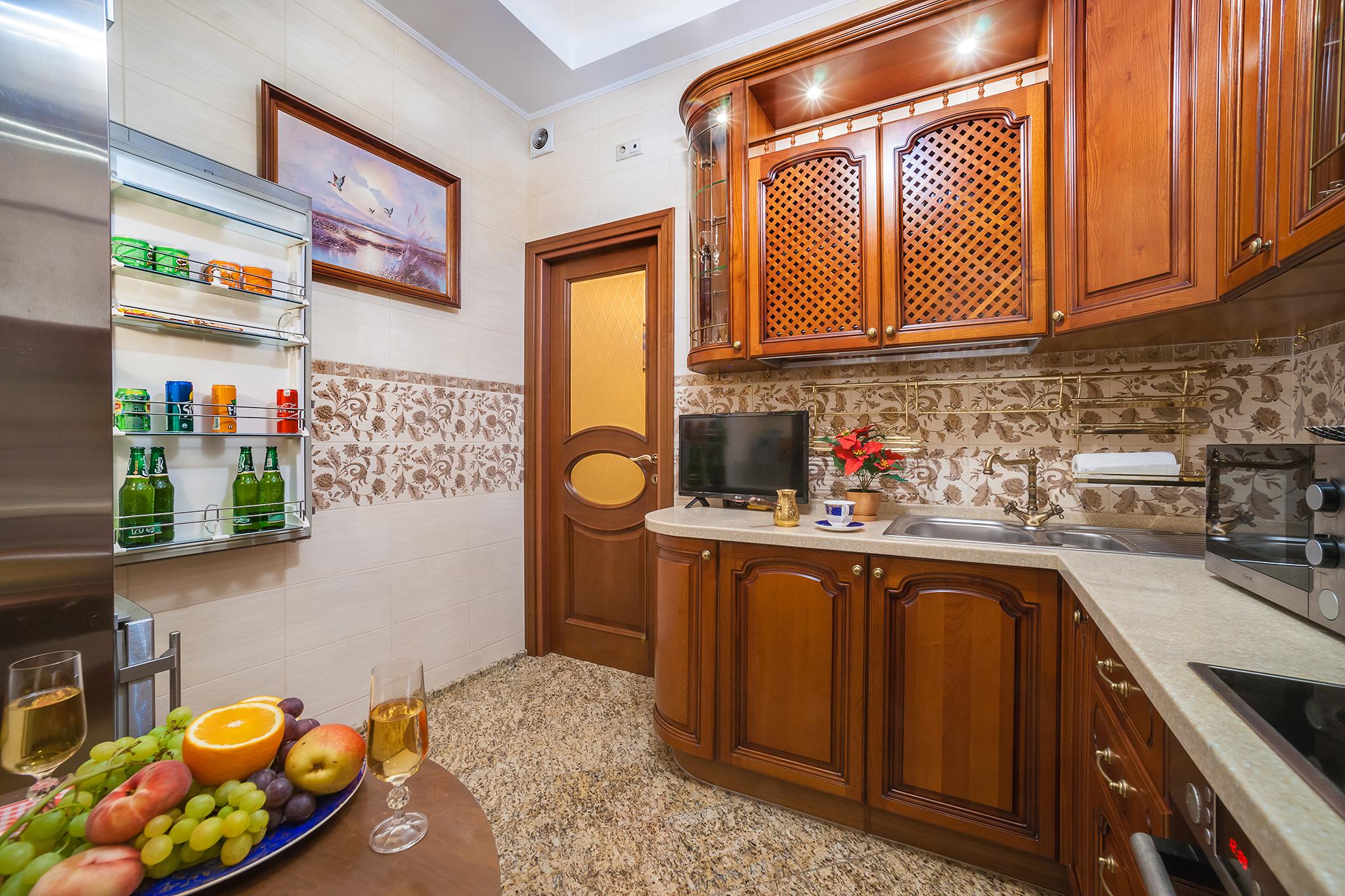 фотосъемка в тесной кухне. работа фотографа Кирилла. Москва