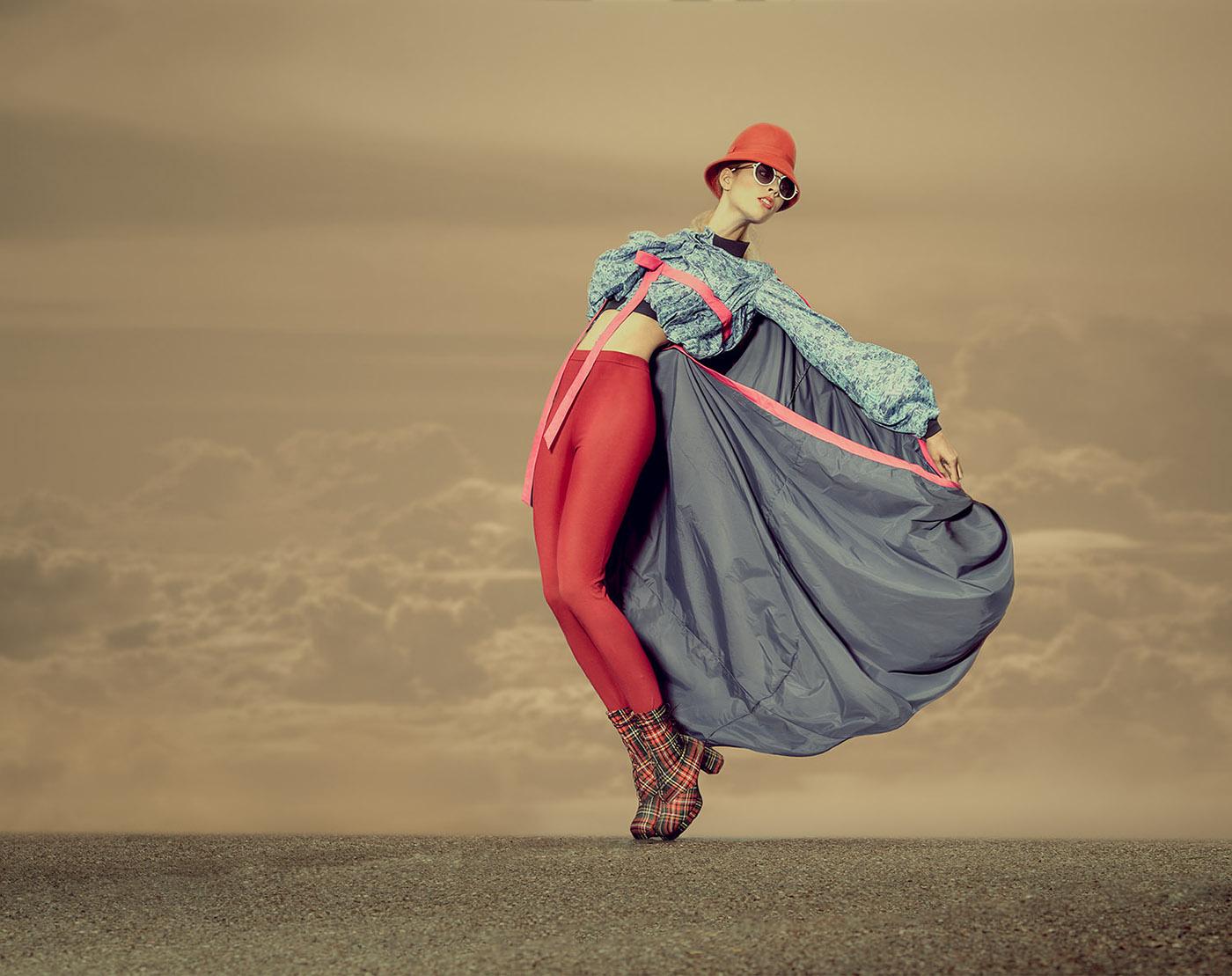 Коллекция одежды Sanna Schubert / фото Frank Bayh и Steff Rosenberger-Ochs