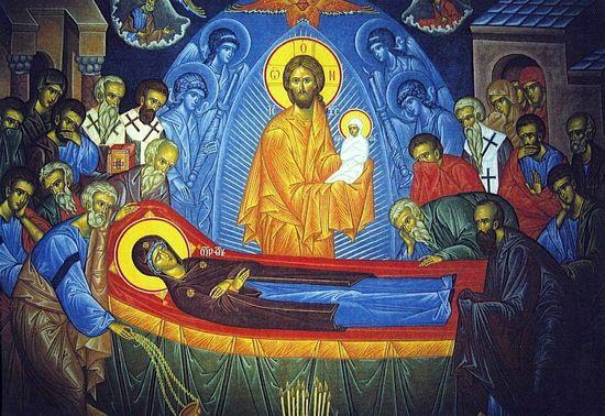 28 августа православные отмечают Успение Пресвятой Богородицы