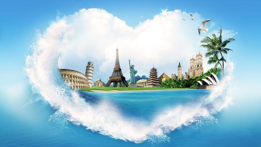Всемирный день туризма. Достопримечательности