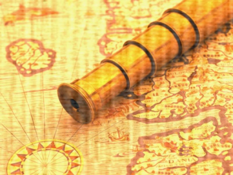 День туриста. Карта
