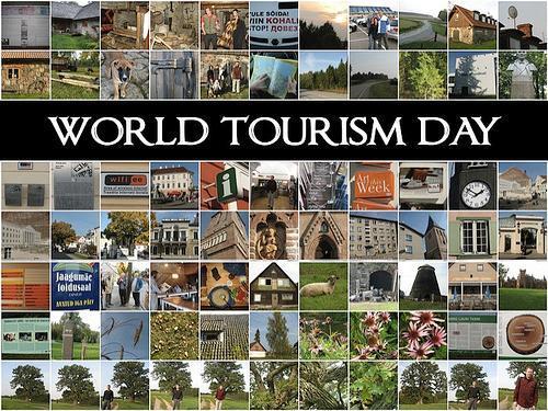 С днем туризма! Сохранить в воспоминании открытки фото рисунки картинки поздравления