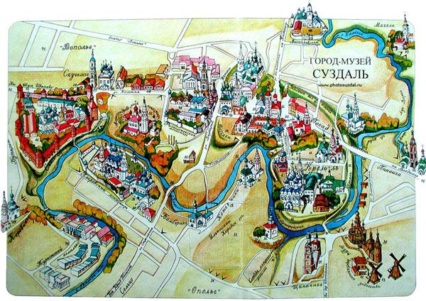 Суздаль - город музей ждет туристов открытки фото рисунки картинки поздравления