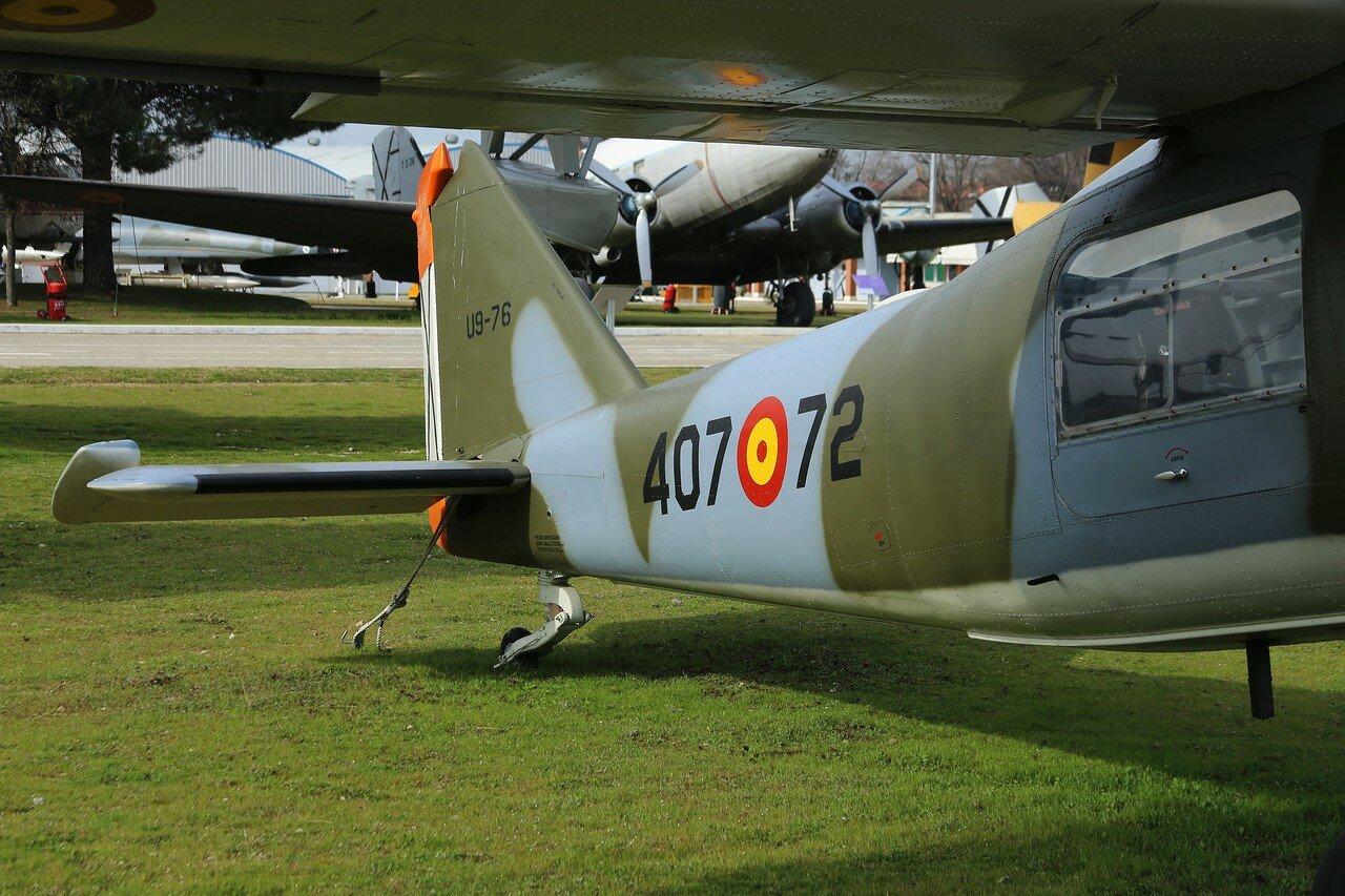 Dornier Do 27 (Museo del Aire, Madrid)