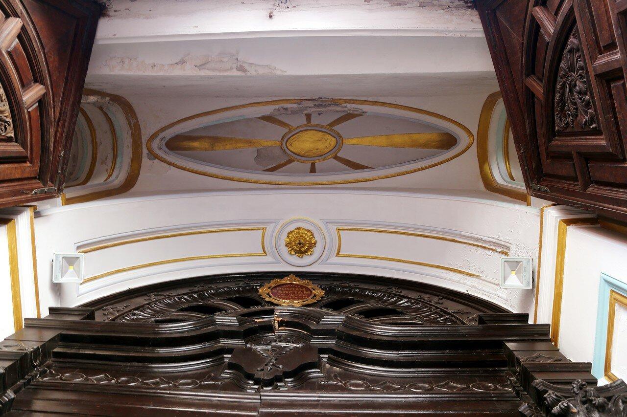 Малага. Церковь Святых Мучеников (Iglesia de los Santos Mártires). Интерьеры