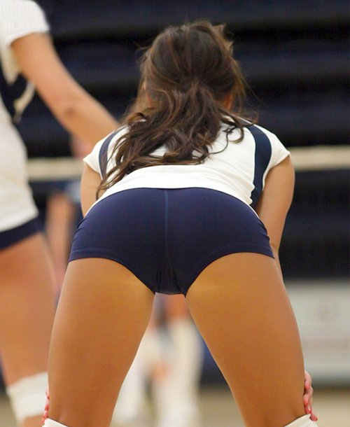Привлекательные спортсменки, игра которых наверняка собирает много зрителей и болельщиков