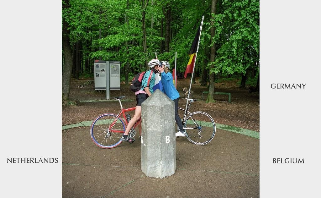Нидерланды — Германия — Бельгия