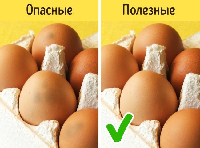 © freerangestock.com  Чтобы неошибиться свыбором яиц, поднесите одно изних кисточнику свет