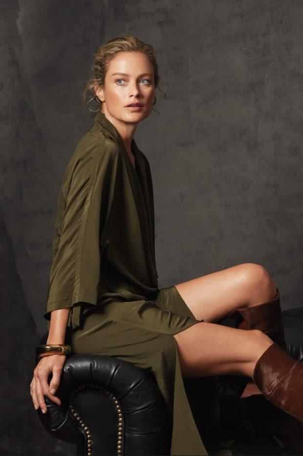 Кэролин Мерфи в мексиканском Vogue