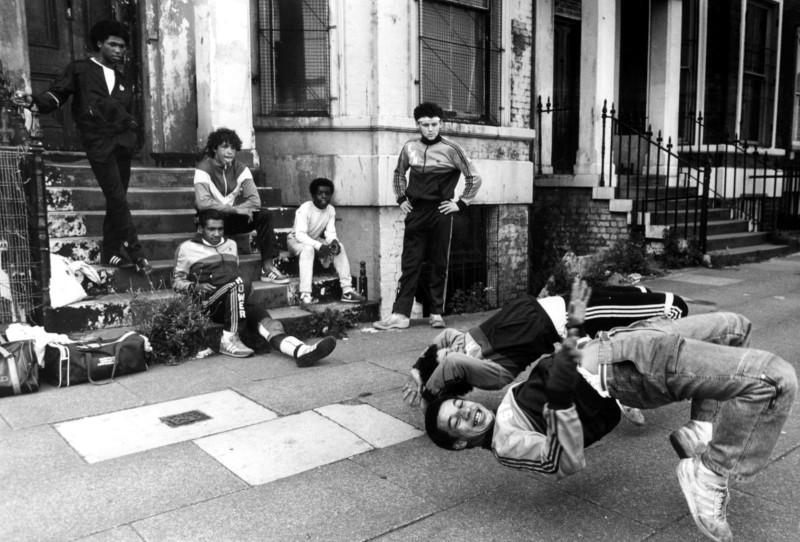 Eastwood Rockers, Лондон, 26 июля 1984 года.