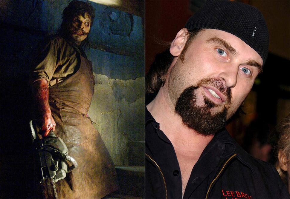 Самые страшные персонажи из фильмов ужасов и их исполнители в обычной жизни (11 фото)