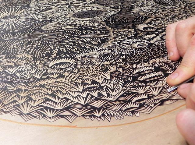 Tugboat Printshop Carves and Prints