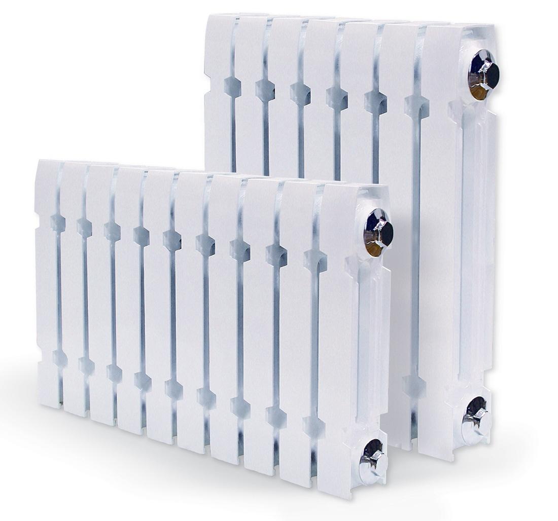 Современные алюминиевые радиаторы