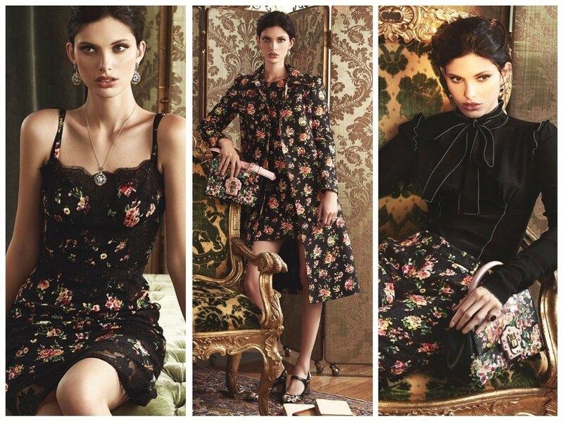 Капсульная коллекция Dolce & Gabbana для России