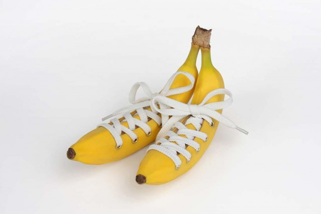 Discarded Items Transformed Into Other Everyday Objects