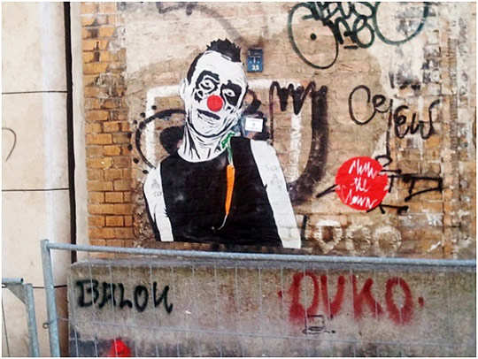 The Streets are our Studio - the Rise of Berlin Street Art