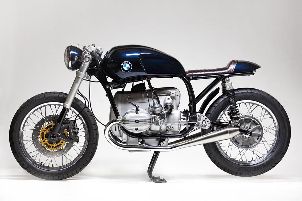 Kott Motorcycles: кафе рейсер BMW R100/7