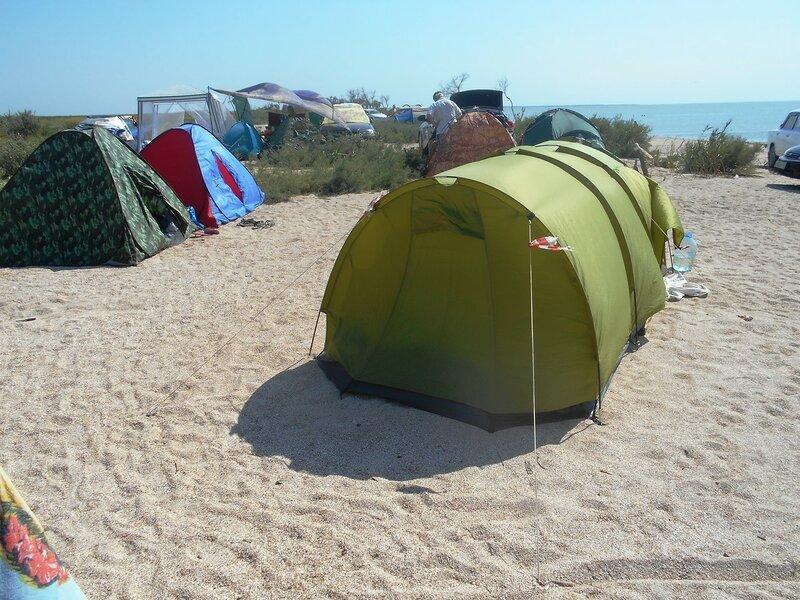 В палаточном городке ... DSCN4187.JPG