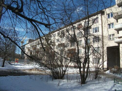 ул. Руднева 11, парадные 11-17