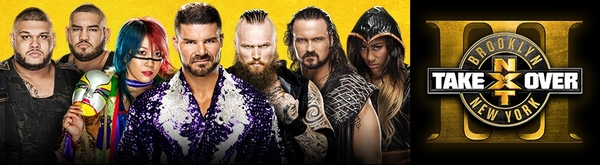 Post image of NXT TakeOver: Brooklyn III