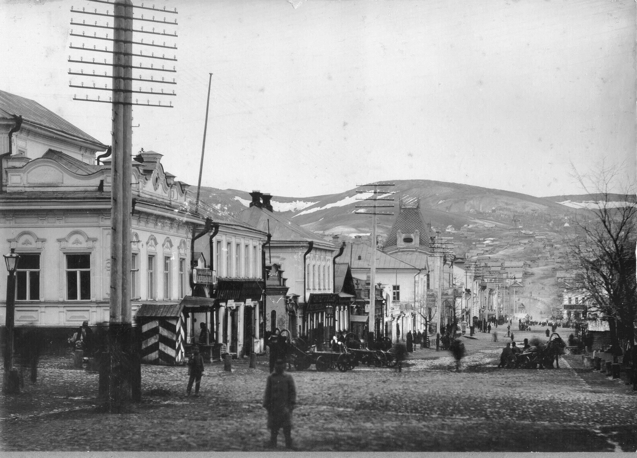 Камышинская улица