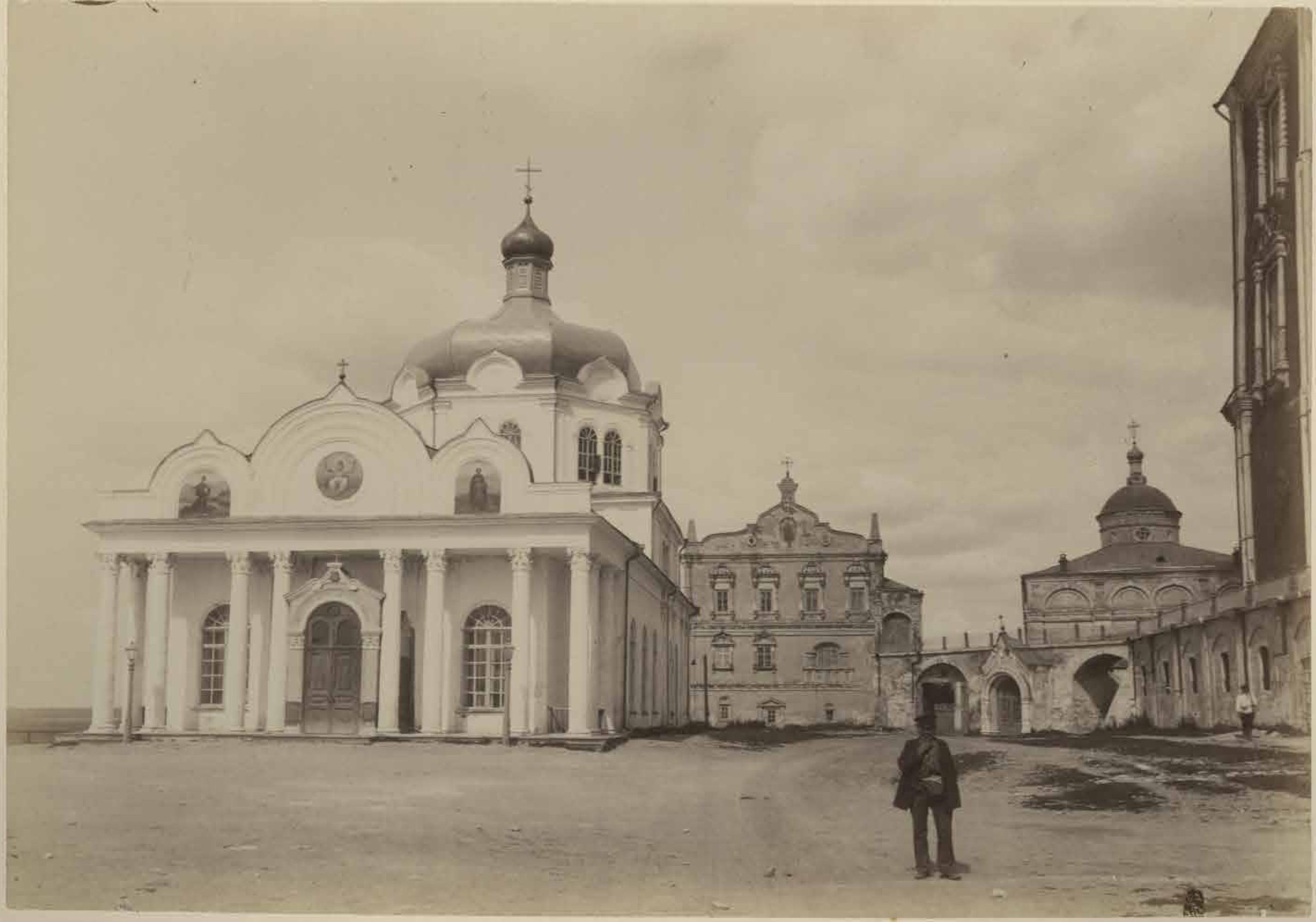 Кремль. Христорождественский собор