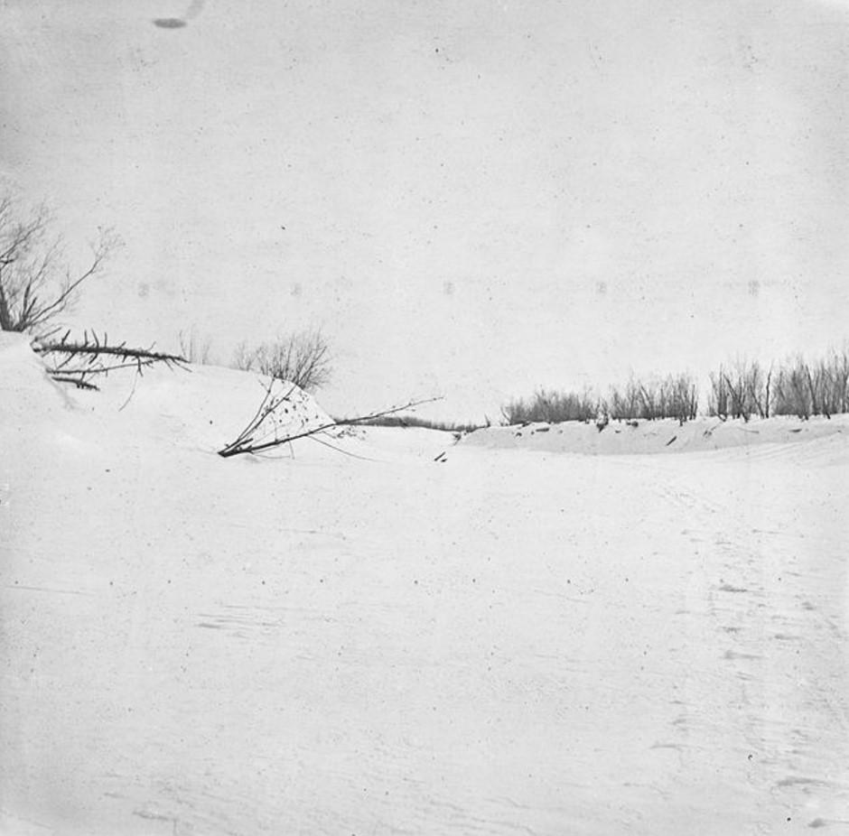 201. Зимний пейзаж