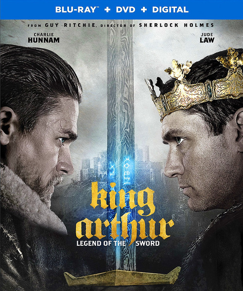 Меч короля Артура / King Arthur: Legend of the Sword (2017/BDRip/HDRip)