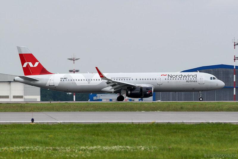 Airbus A321-211 (VQ-BRT) Nordwind 226_D802033