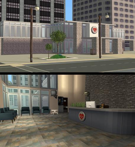 Hospital - community lot by Mdp