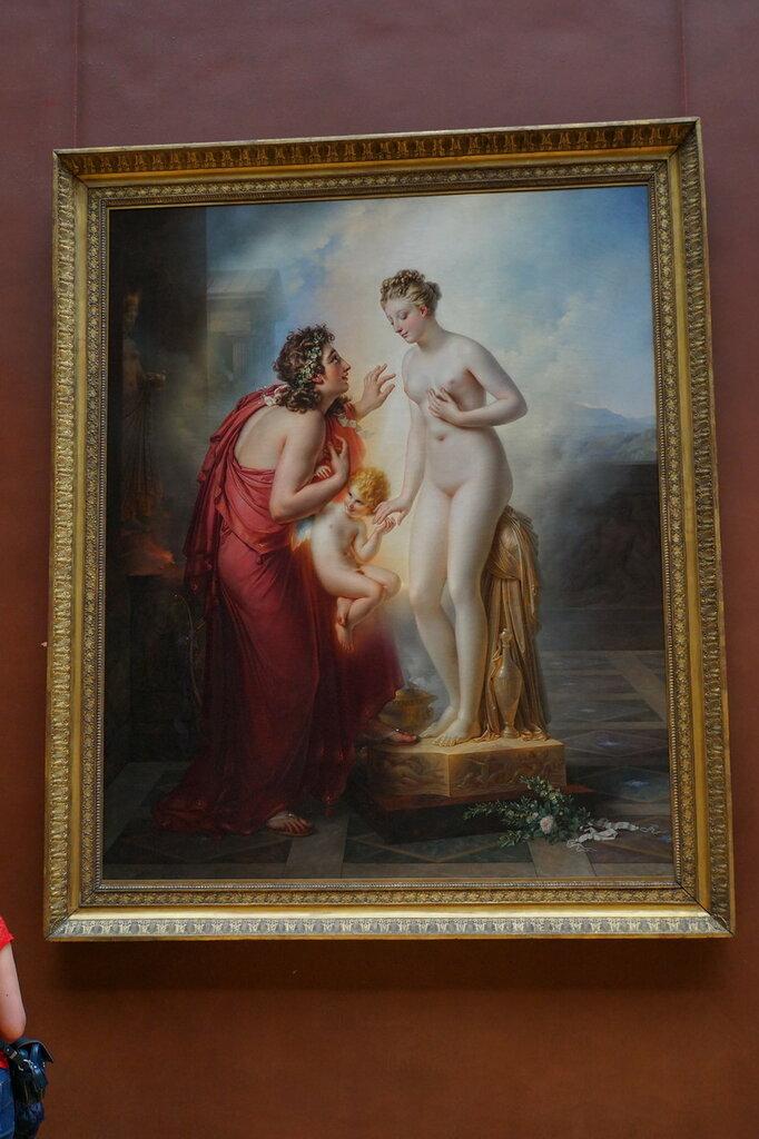 Анн-Луи Жироде-Триозон. Пигмалион и Галатея