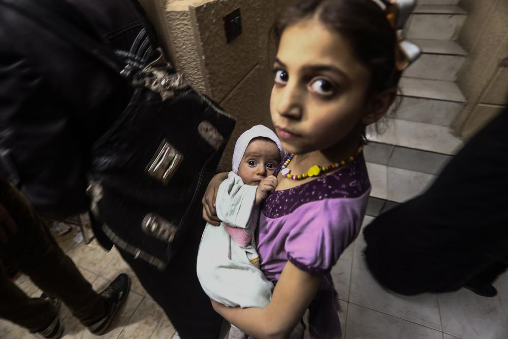 Фото повседневной жизни в Сирии