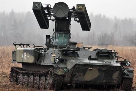 """ОБСЕ зафиксировала 6 ЗРК """"Стрела-10"""" вблизи оккупированного Луганска"""