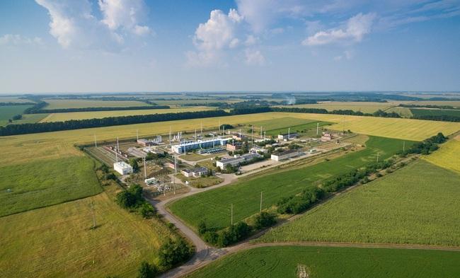 «Газпром» увеличил экспорт газа вдальнее зарубежье на13,3%
