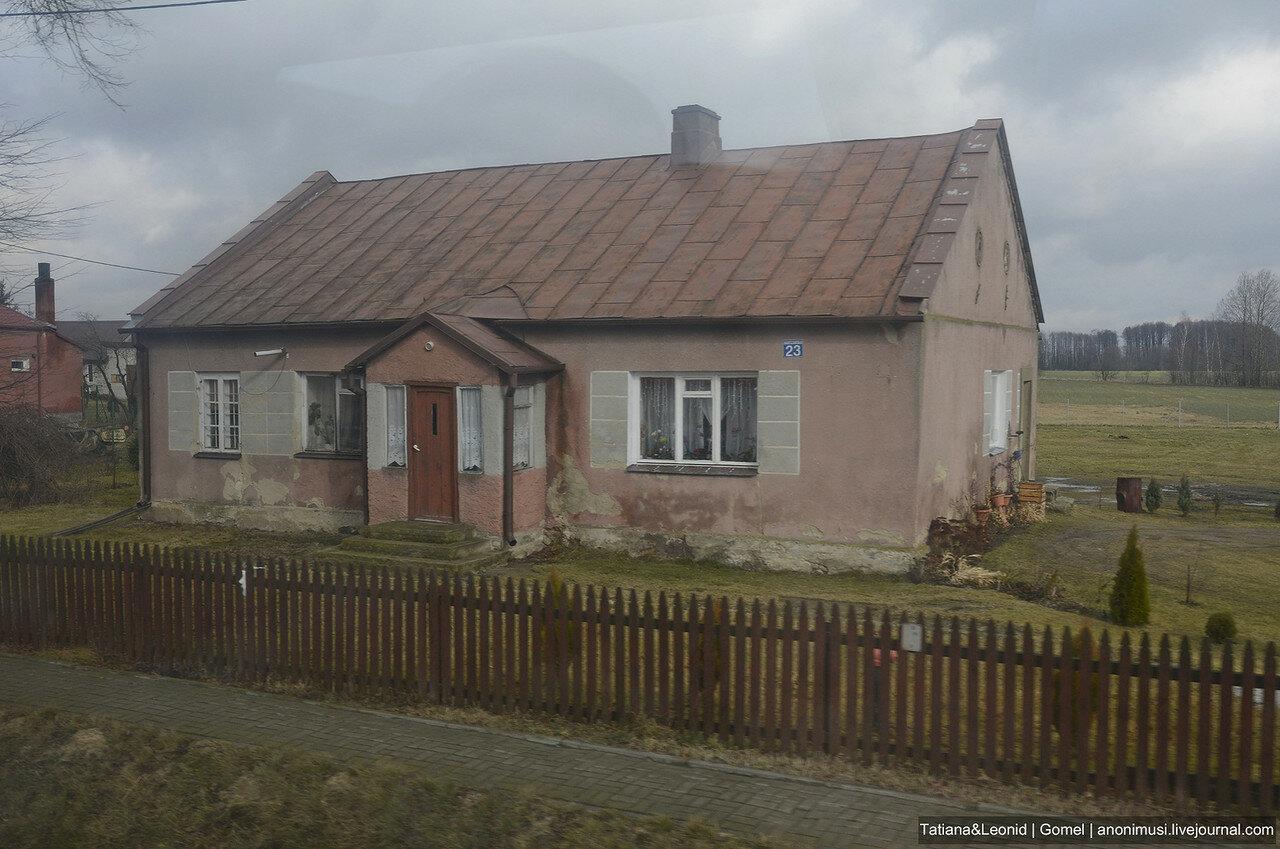 Дороги Польши