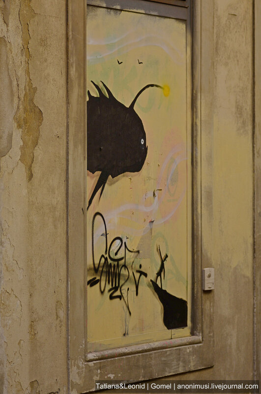 #уличноеискусство Флоренции